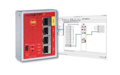 Engineer's Choice Award 2018 für MB connect line's mbNETFIX