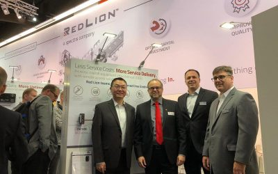 Red Lion und MB connect Line geben strategische Zusammenarbeit bekannt