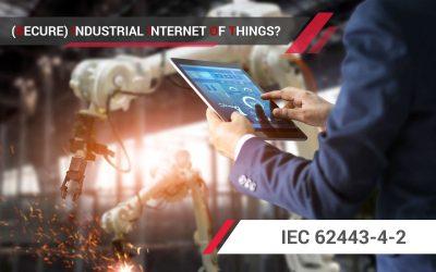 Component Use-Cases für die praktische Anwendung der IEC 62443