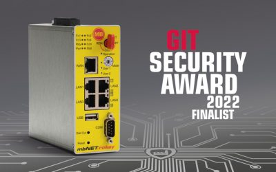 MB connect line is GIT Security Award 2022 finalist – Vote now!