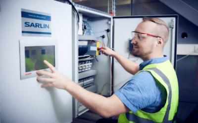 Optimierte Energierechnung für Druckluft mit Sarlin Balance und MB connect line